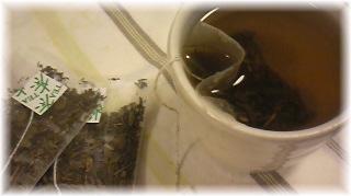 べにふうきほうじ茶